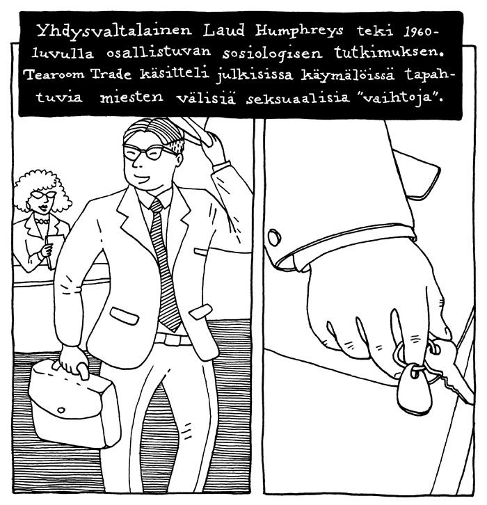 aino sutinen pride sarjakuva nayte web