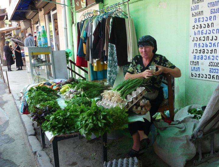 georgia market