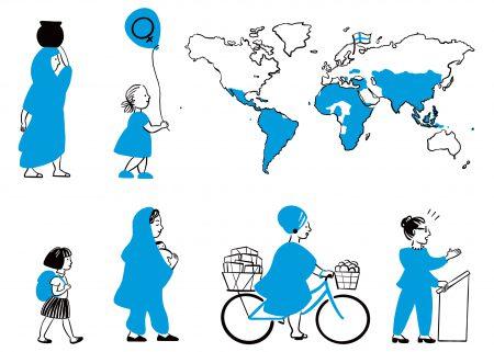 aino-sutinen-kuvitus-kehitysmaa