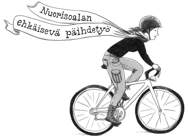 aino-sutinen-kuvitus-polkupyora